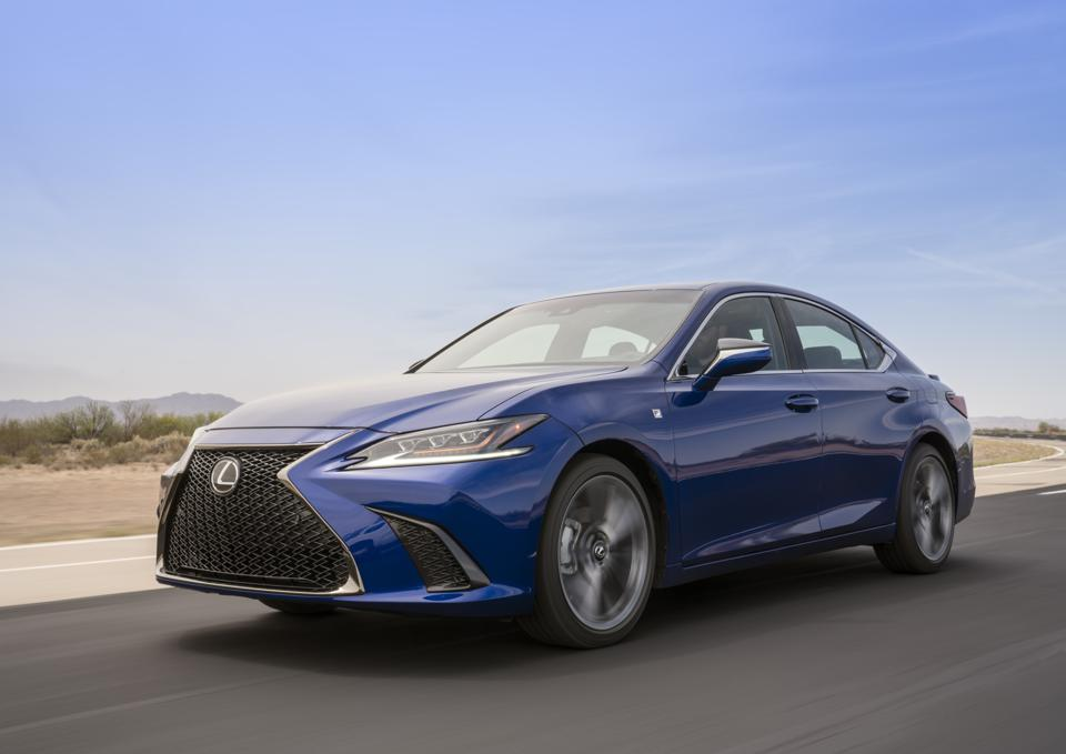 2019 Lexus ES 350 F-Sport - 3 Things You Need To Know