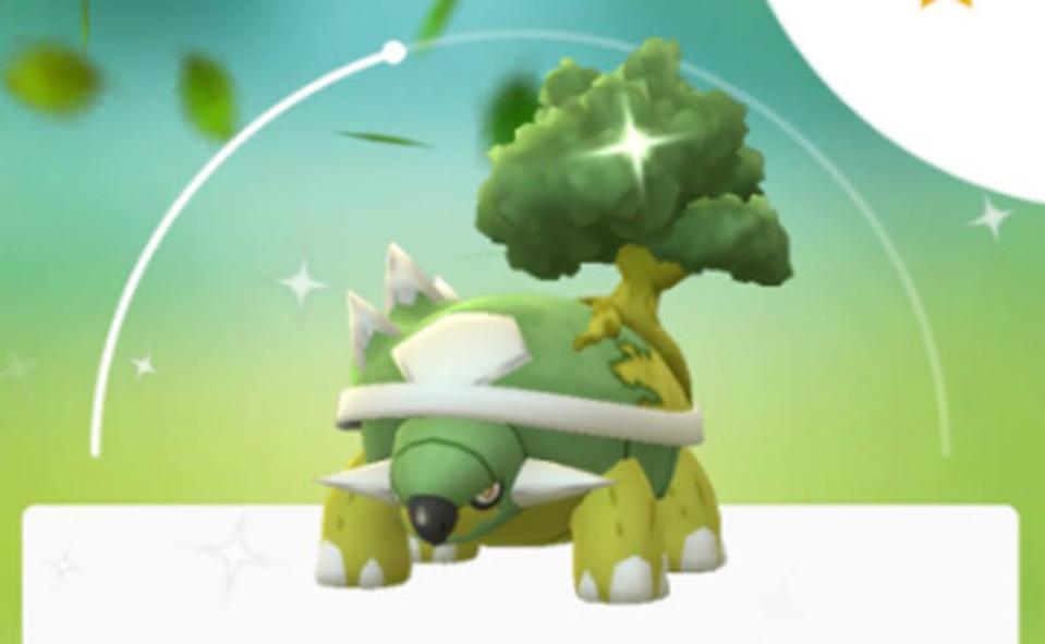 Pokémon GO Turtwig Community Day: How To Get Yourself A Shiny, Powerful Torterra
