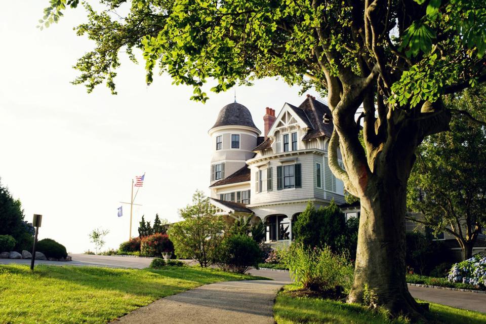 Castle Hill Inn in Newport, RI