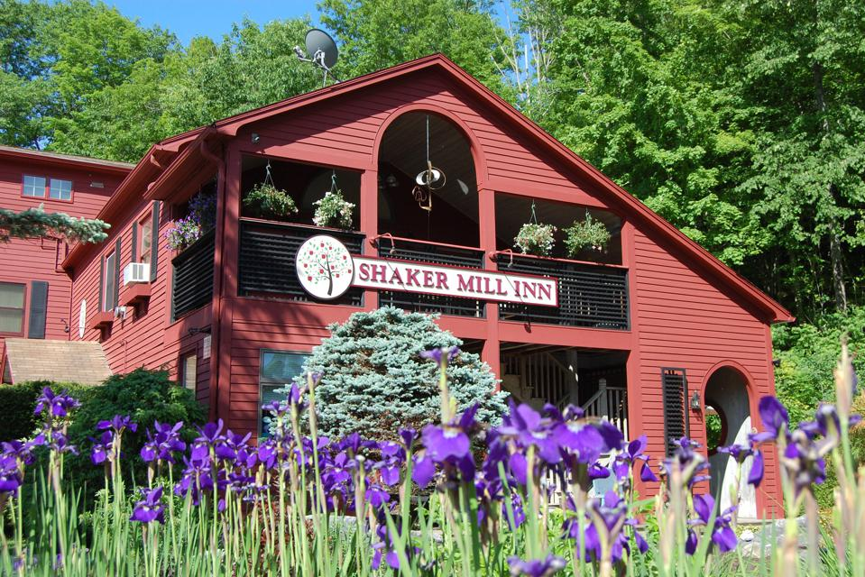 Shaker Mill Inn in West Stockbridge, MA