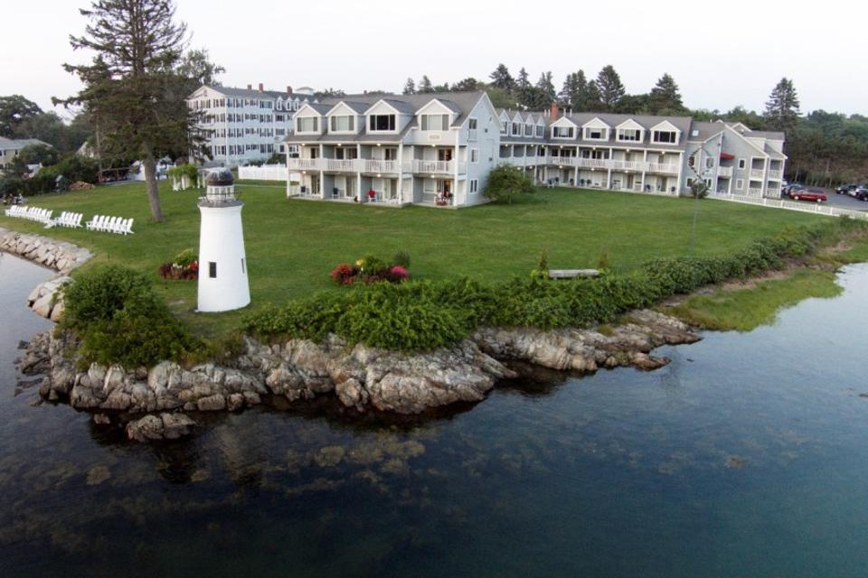 Nonantum Resort في كينيبانكبورت ، مين