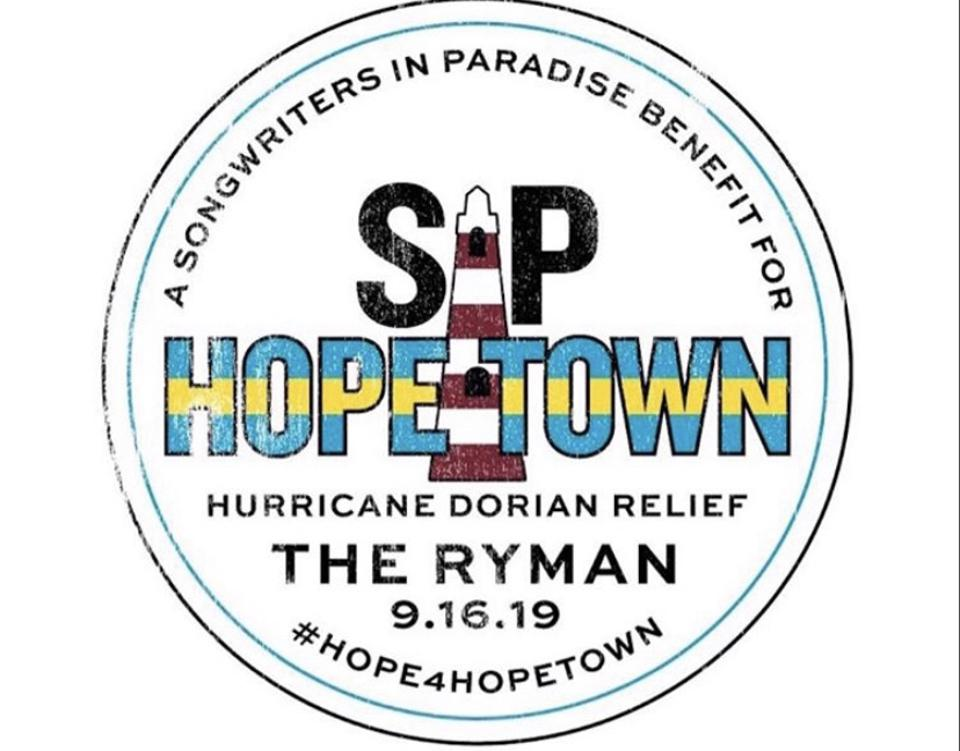 Songwriters in Paradise Hurricane Relief Benefit