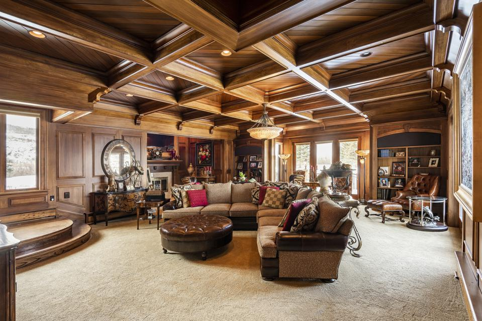 River Ranch living room