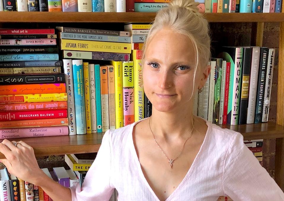 Tink Media's founder, Lauren Passell
