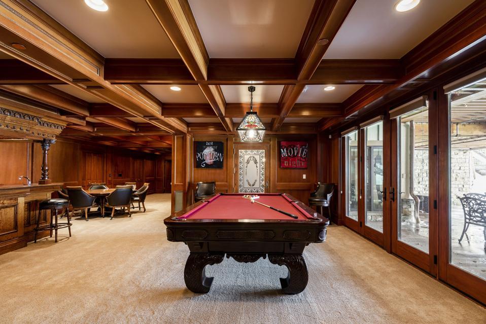 River Ranch basement