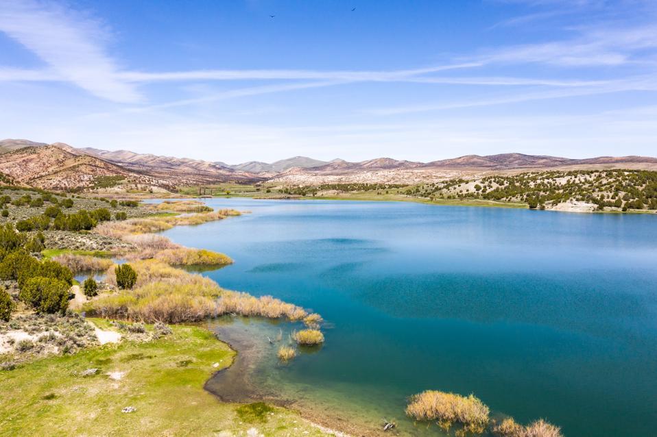 River Ranch lake