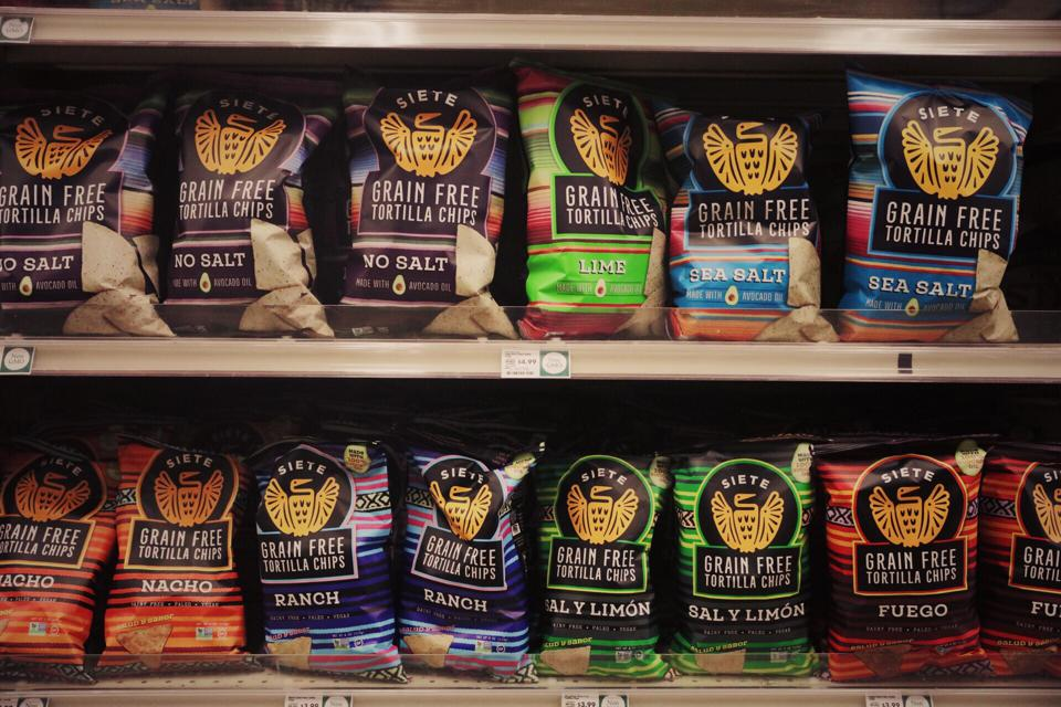 Distribution Surges For Grain-Free Siete Family Foods After Deals With Target, Walmart And Kroger
