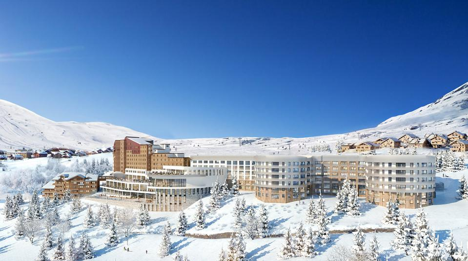 Club Med Alpe d'Huez To Open In The French Alps