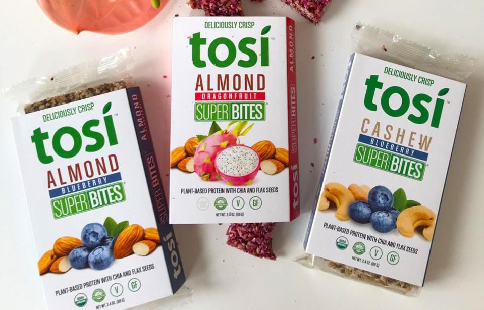Tosi was launched in 2012 by mother-daughter duos Stefanie and Chelsea Hults.