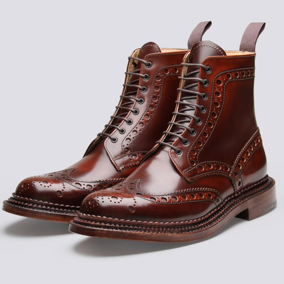 Grenson Triple Welt Fred Boot
