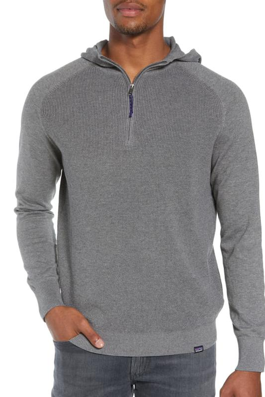 Patagonia Long Sleeved Yewcrag Hoody