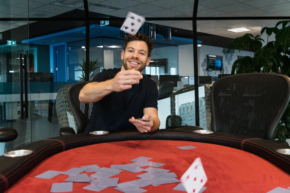 Image of Harry Bienenstock, Lead Digital Marketing Manager, WSOP at Playtika