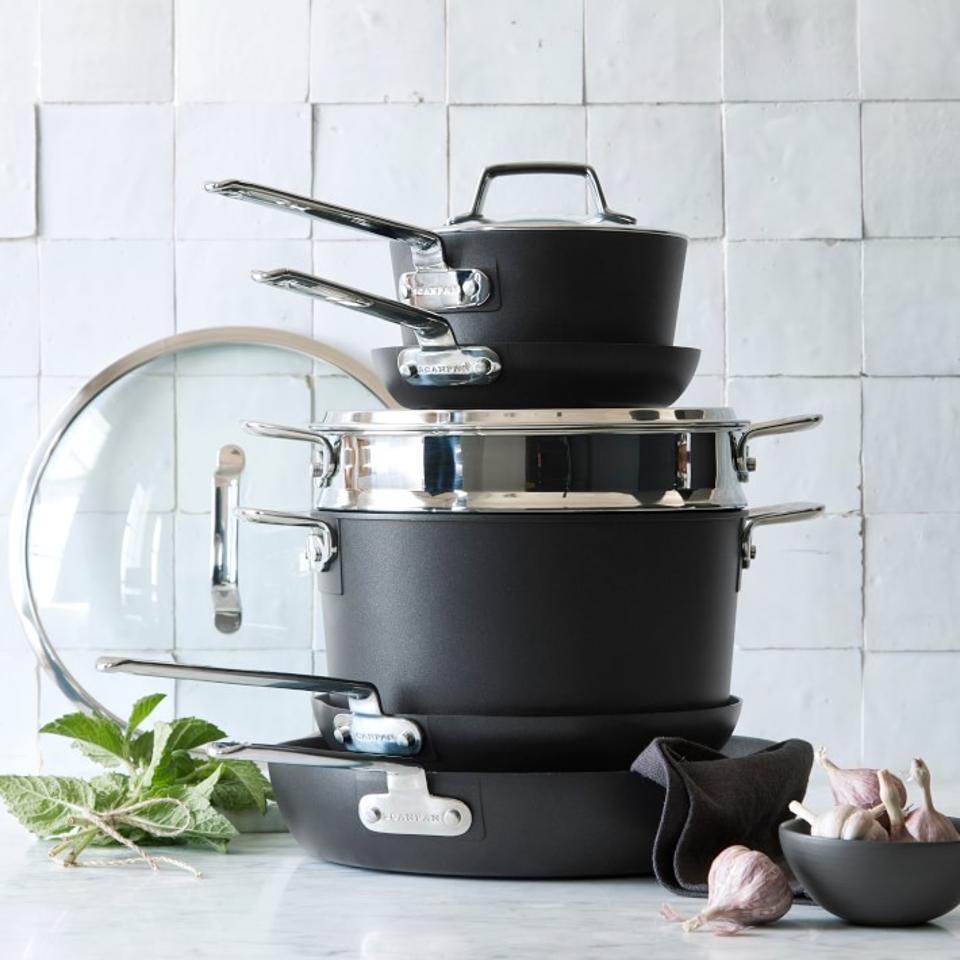SCANPAN cookware set