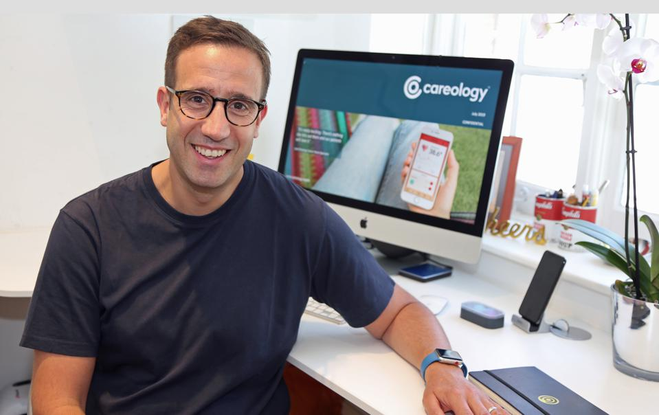 Paul Landau set up Careology after his wife was diagnosed with cancer.
