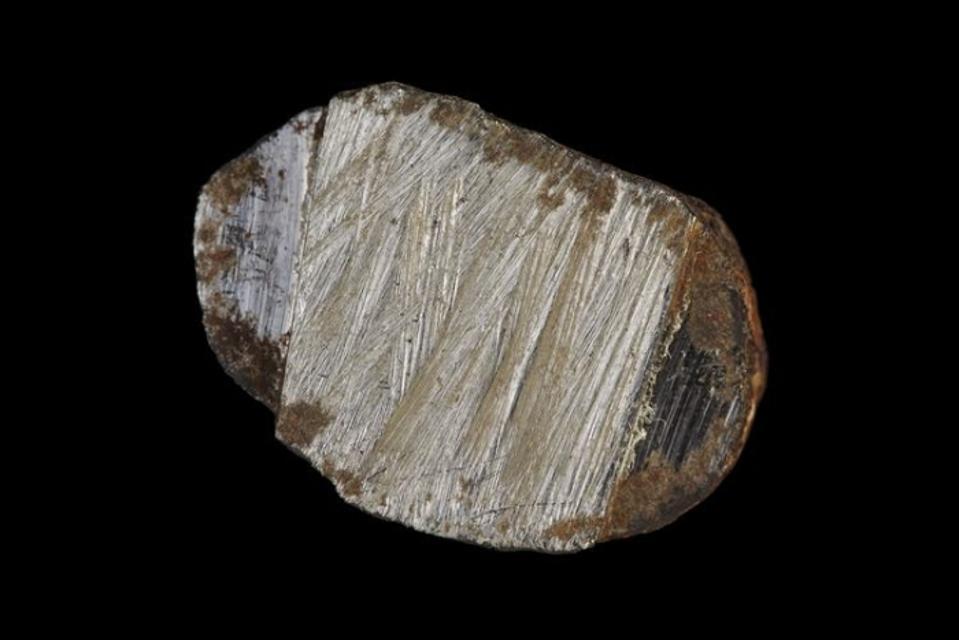 Alien Mineral Found In Australian Meteorite