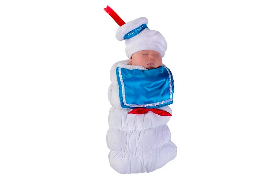 Ghostbusters Stay Puft Swaddle Costume