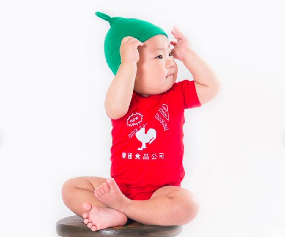 Baby Sriracha