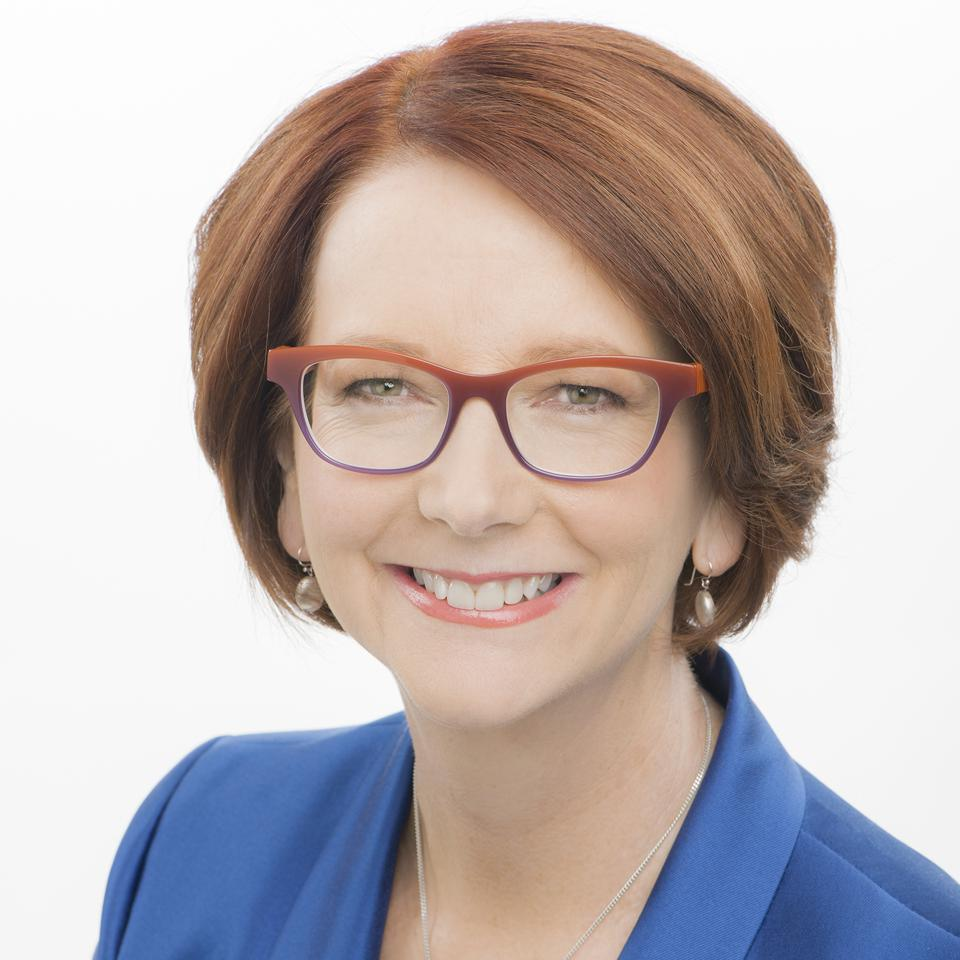 Julia Gillard, Australia's First Female Prime Minister On Leadership, Education And The Misogyny Speech