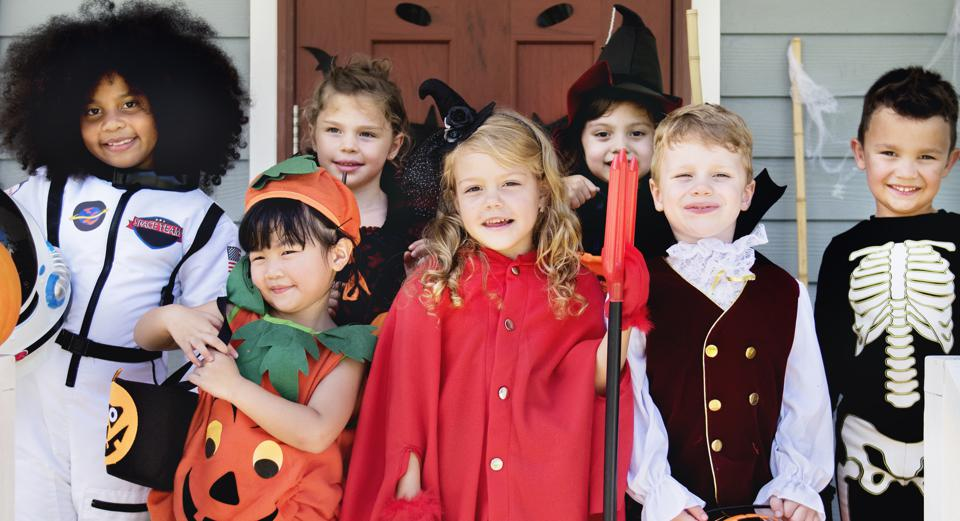 The Best Halloween Costumes for Kids 2019