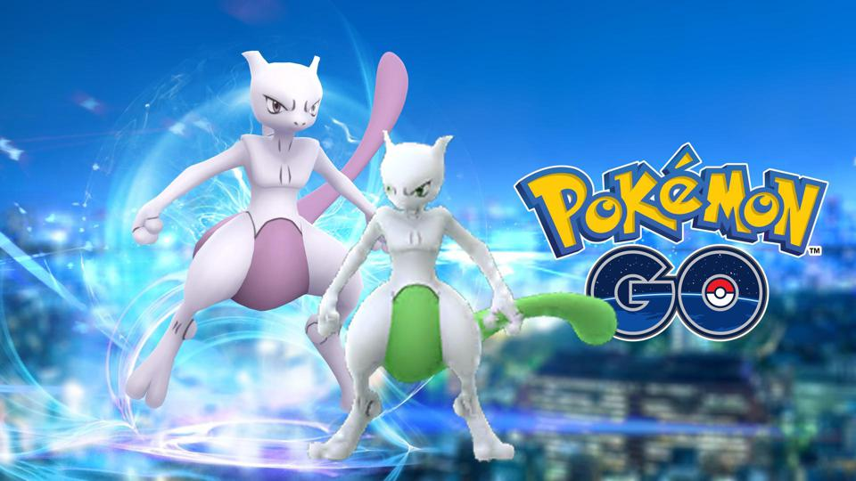 Pokémon GO' Has Shiny Mewtwo Going Live Today, Remember Your Counters