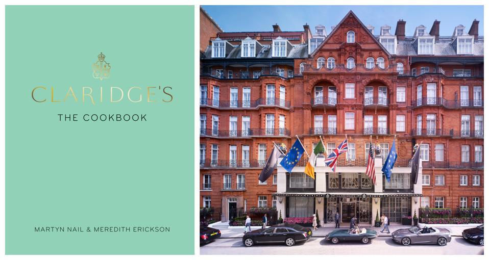 hotel cookbooks