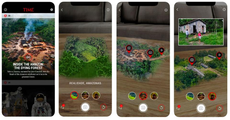 Augmented Reality, AR