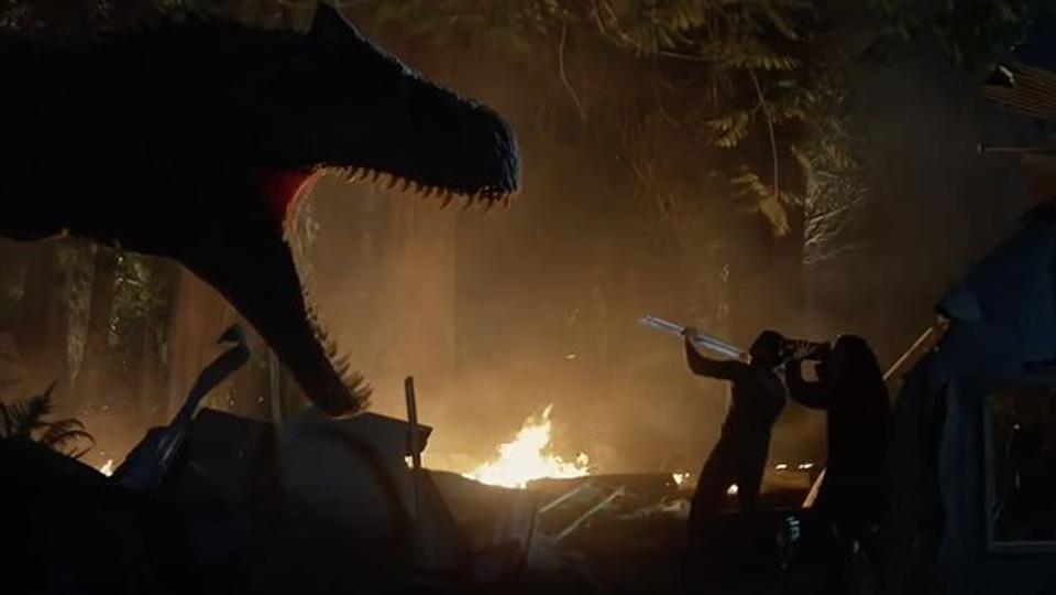 'Jurassic World: Battle At Big Rock'