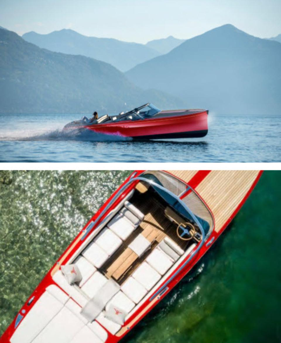 Vita Electric Powerboat