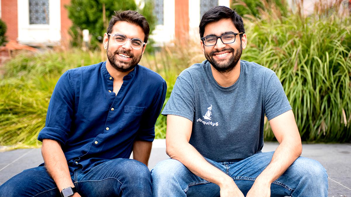 Anjney Midh & Ankit Kumar of Ubiquity6