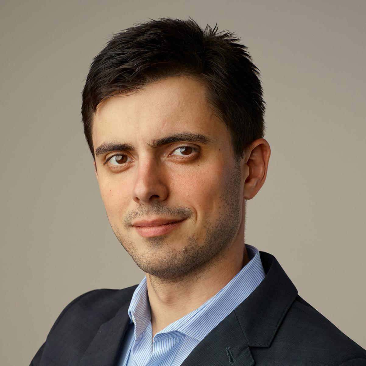 Oleg Rogynskyy of People Ai