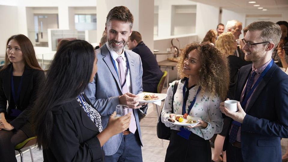The Secret To Effective Business Networking