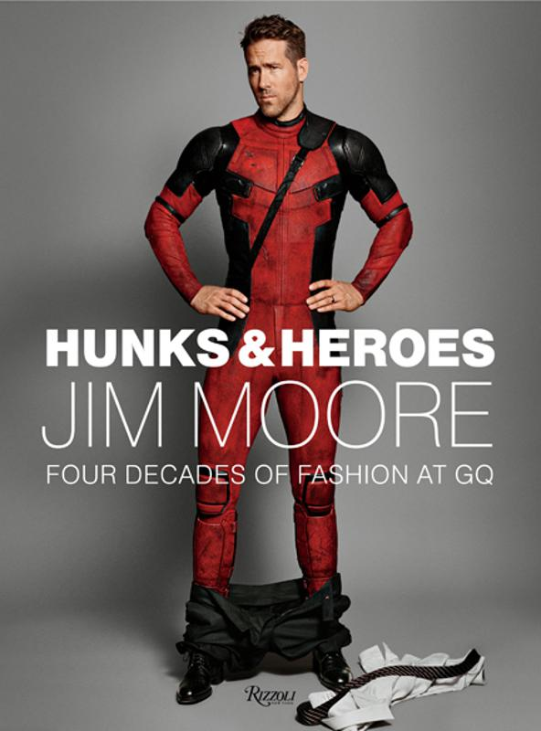 Ryan Reynolds graces the cover of Jim Moore's book