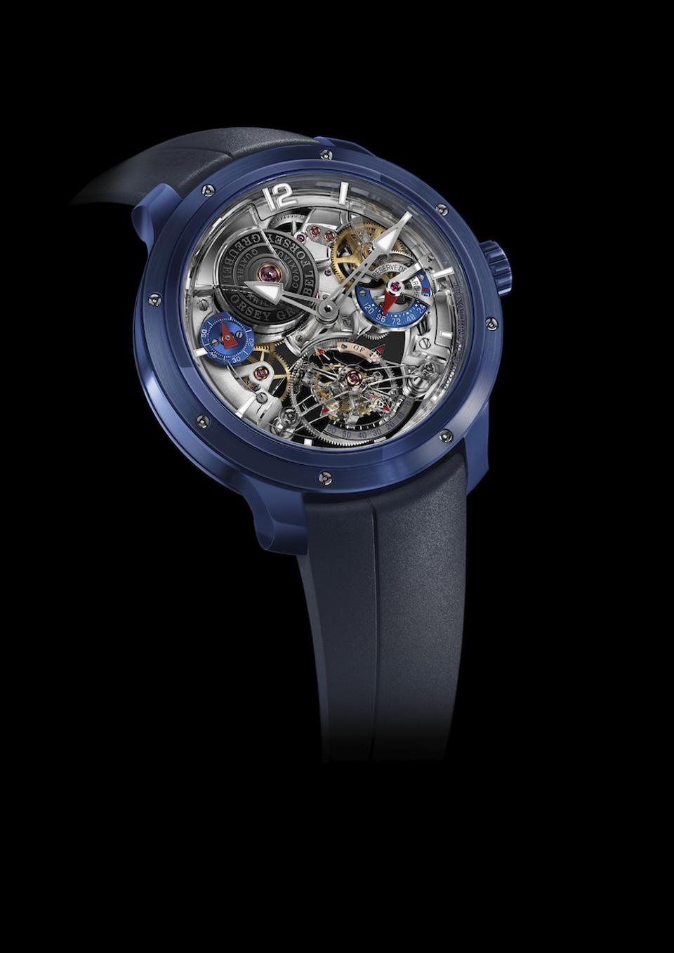WatchTime New York, Greubel Forsey