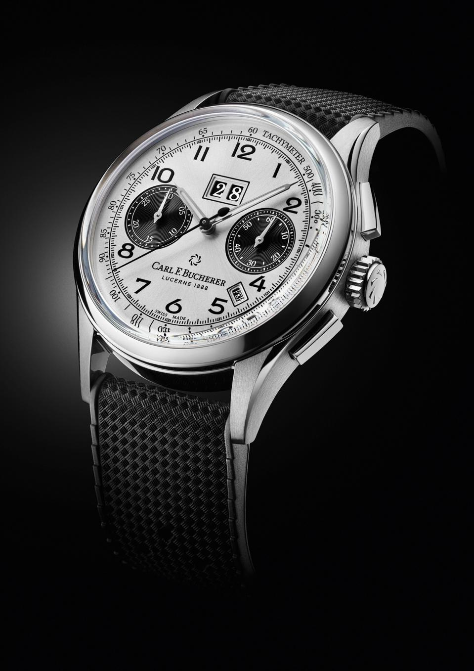 WatchTime NY, Carl F. Bucherer