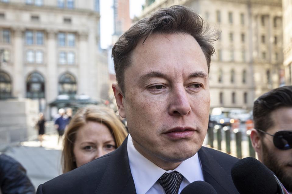Elon Musk's Defense In 'Pedo Guy' Defamation Suit: Slur Meant Something Else
