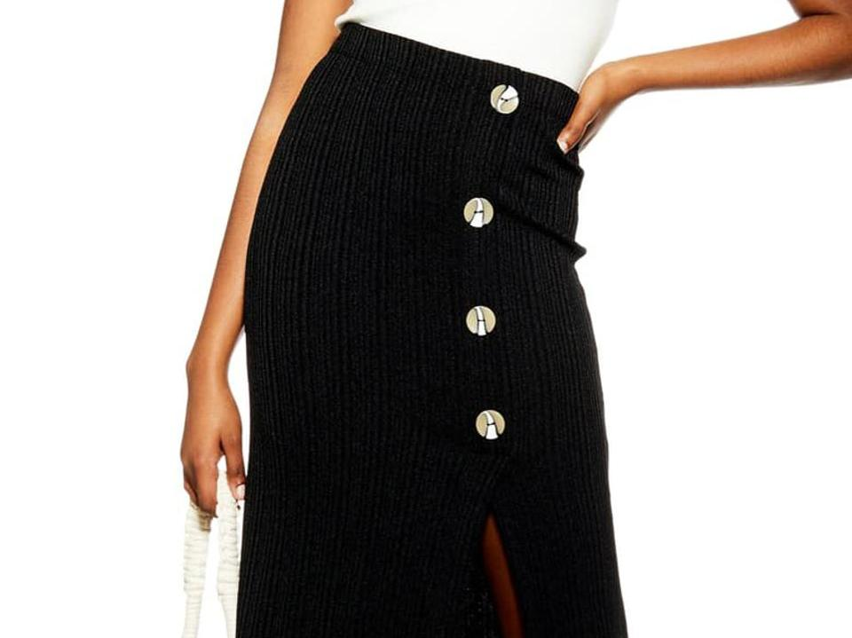 The Best Midi Skirts For Fall 2019