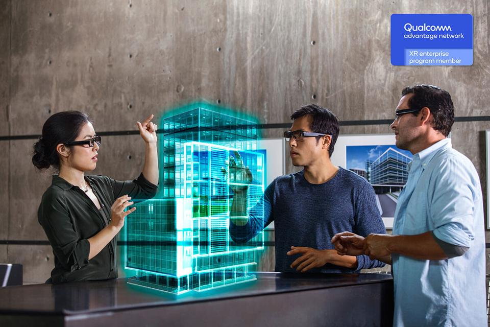 Qualcomm Announces Enterprise XR Program To Better Connect Solutions And Devices