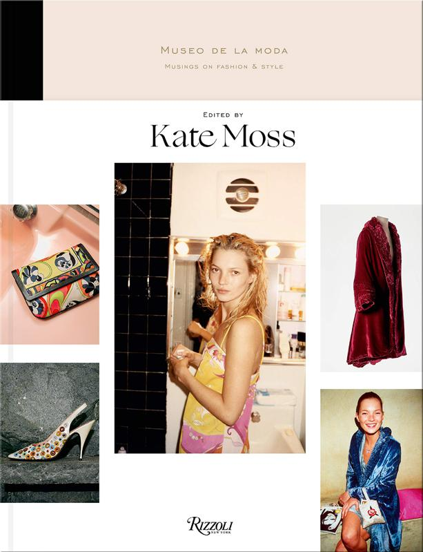 A book edited by Kate Moss