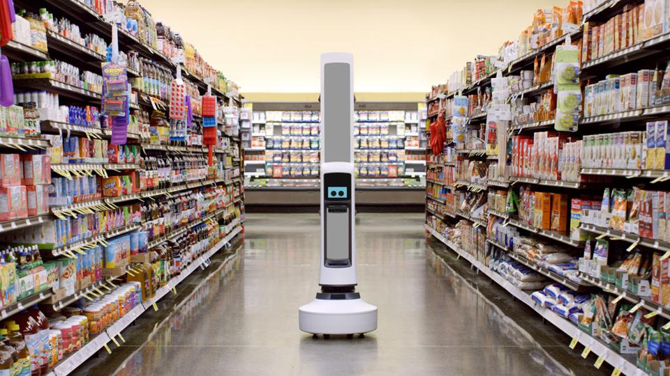 The Quiet Robot Revolution That Can Unlock A Trillion Dollars In Retail Efficiency: Meet Tally