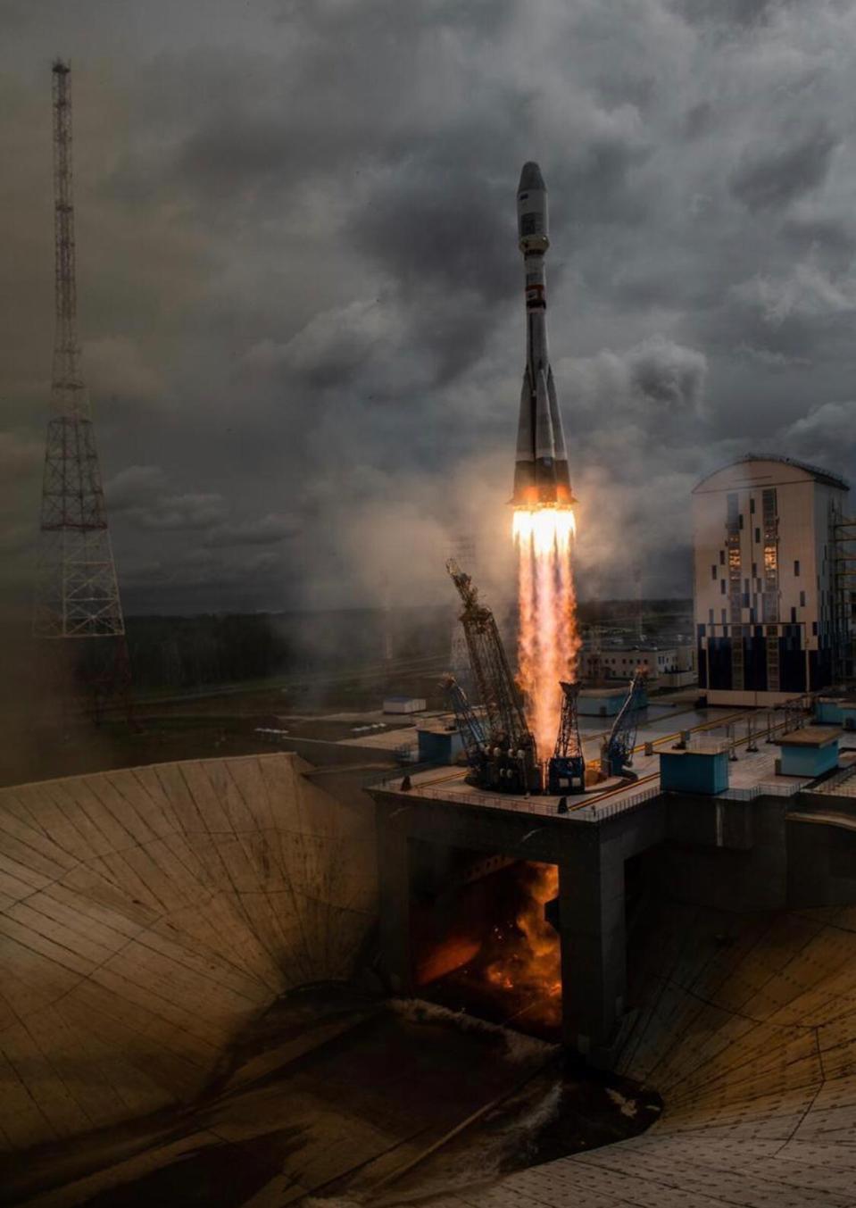 NSLSat-1 launches in July aboard a Russian Soyuz rocket.