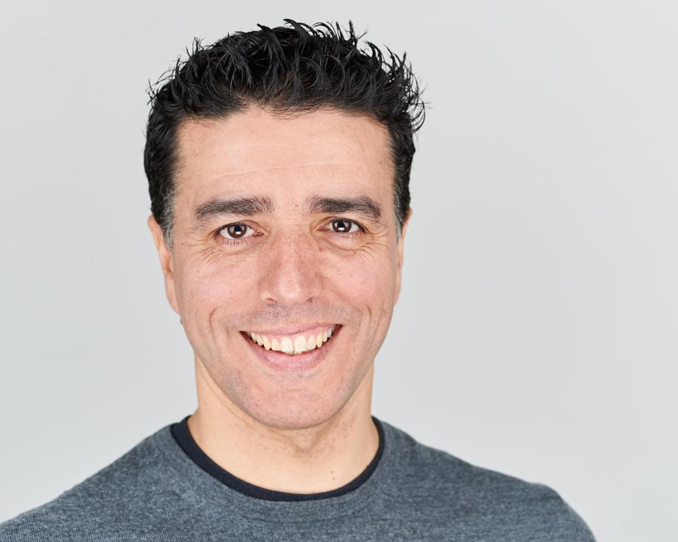 Feedzai CEO Nuno Sebastiao