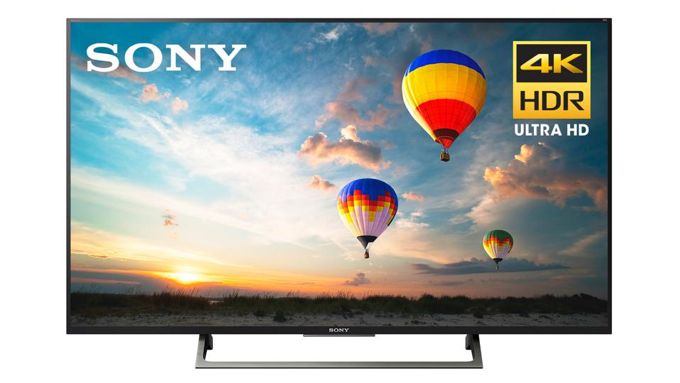 The Sony Bravia 4K TV Is On Sale For $700