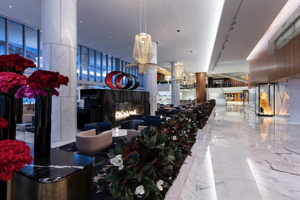 Hotel Fairmont Pacific Rim