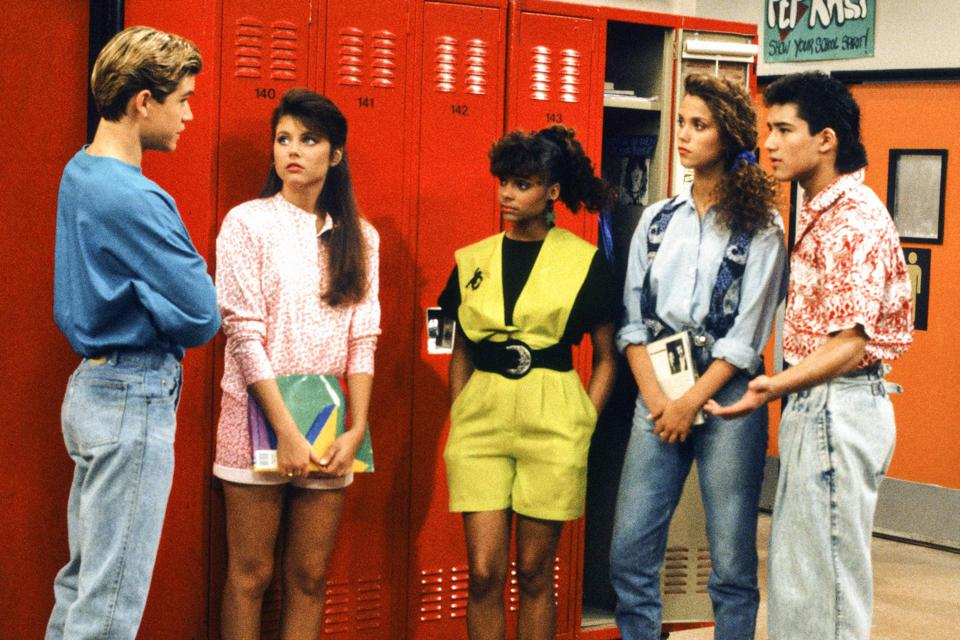 'Saved By The Bell' Reboot Officially A Go On NBC's New Streaming Service Peacock