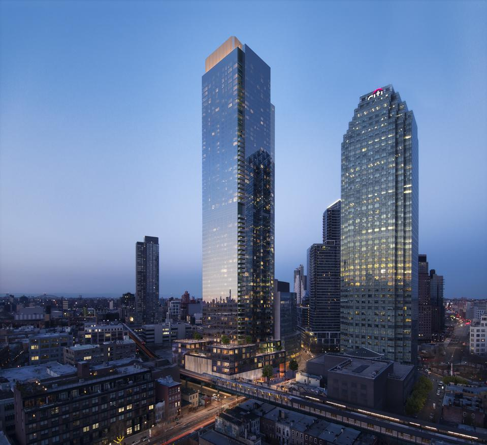 New Tower Becomes Tallest Building In Queens, Slated To Steal Outer-Borough Title From Brooklyn