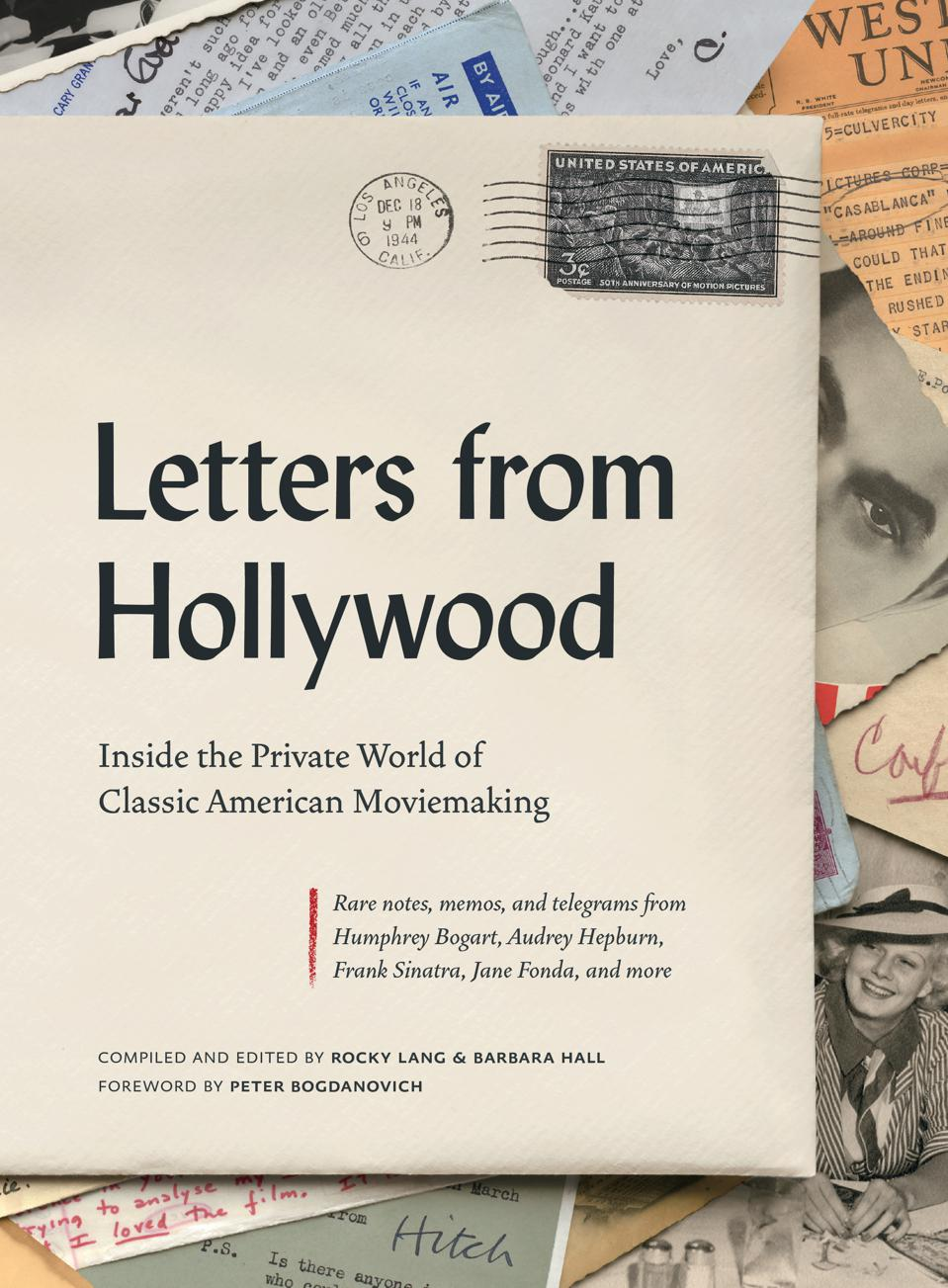 'Letters from Hollywood'