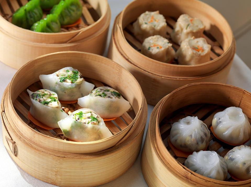Dumplings. For. Days.
