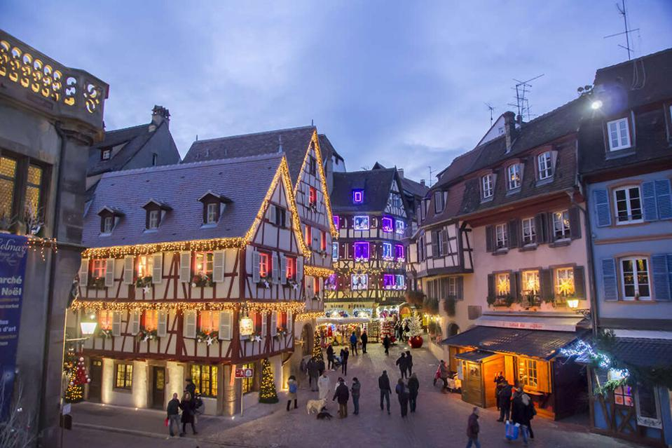 Alsace During the Holidays