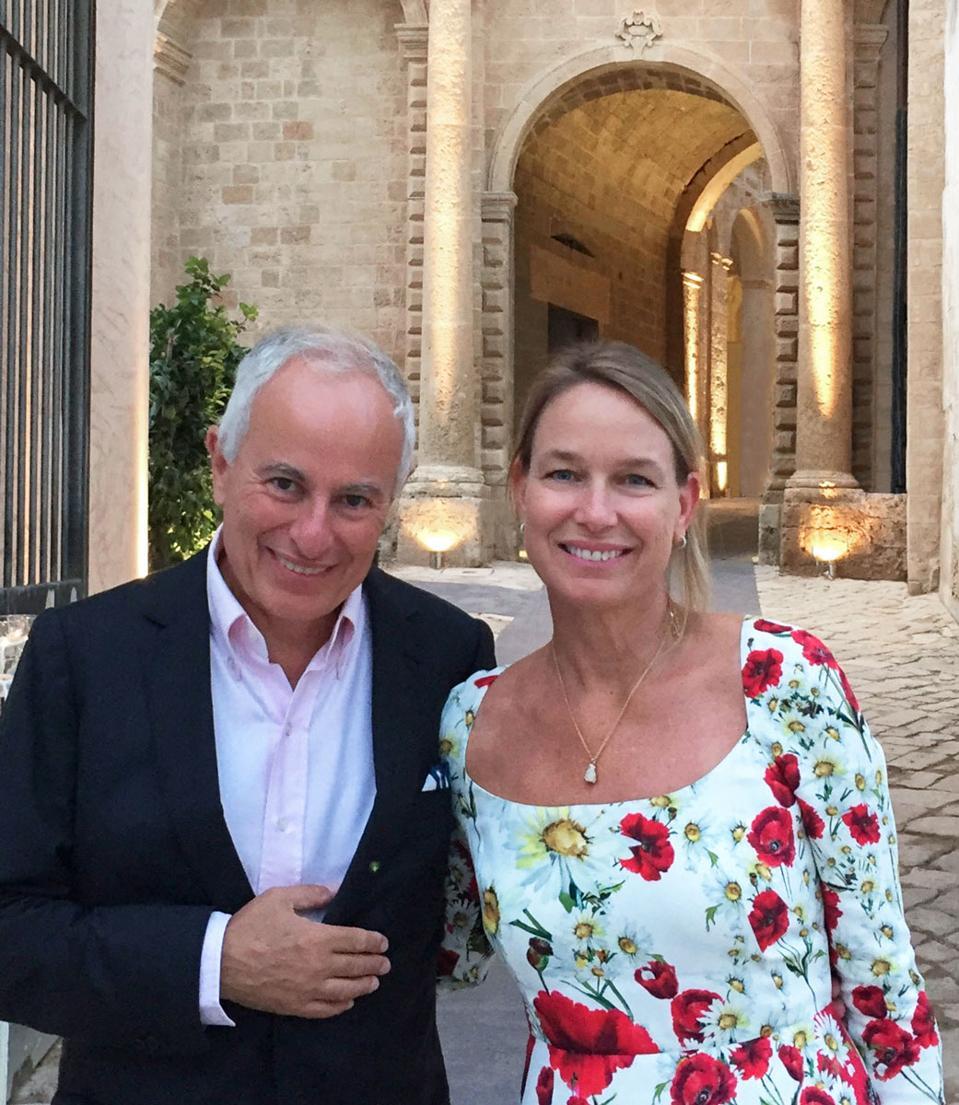 Massimo d'Amore and Diana E. Bianchi