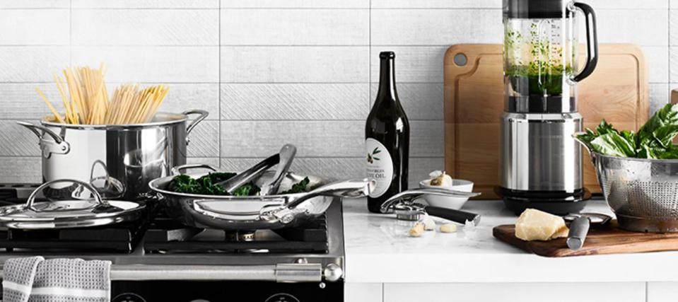 Williams Sonoma makes healthy cooking easy